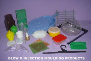 blow injection molding products
